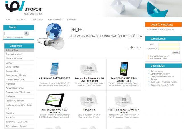 Central de compras archivos infoport - Central de compras web ...